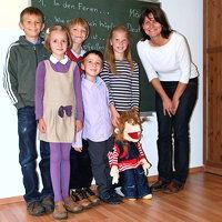 Bild zum Weblog Start der Volksschule Klagenfurt