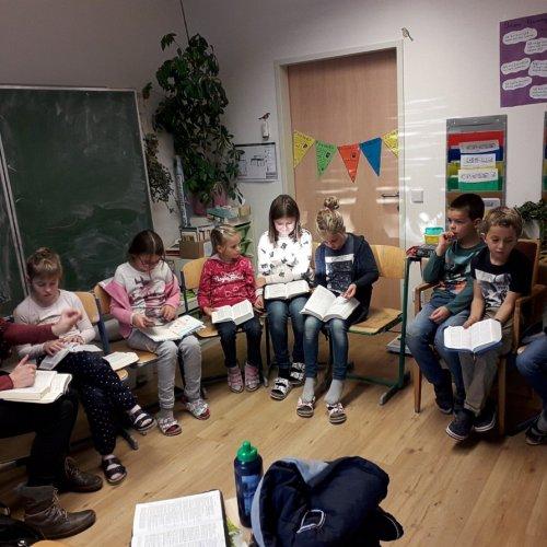 Bild zum Weblog Einblick VS-Schulalltag - Deutsch