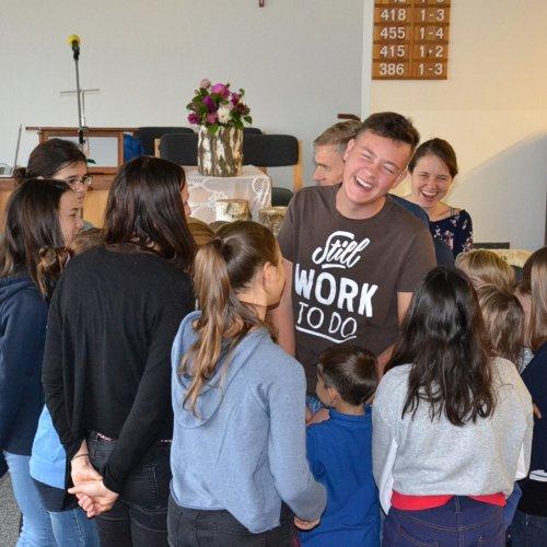Bild zum Weblog Kindergebetslesungswoche
