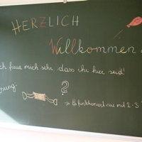 Bild zum Weblog Schulbeginn