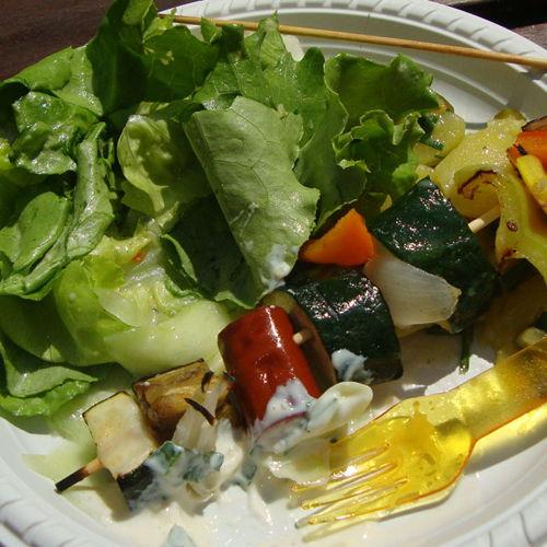 Bild zum Weblog Gartengrillfest
