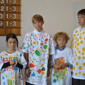 Bild zum Weblog Schulvorstellung in der Gemeinde