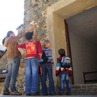 Bild zum Weblog Exkursion auf den Magdalensberg