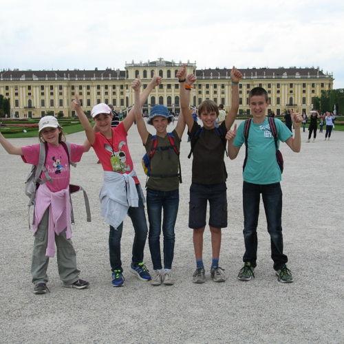 Bild zum Weblog Wienwoche Tag 2