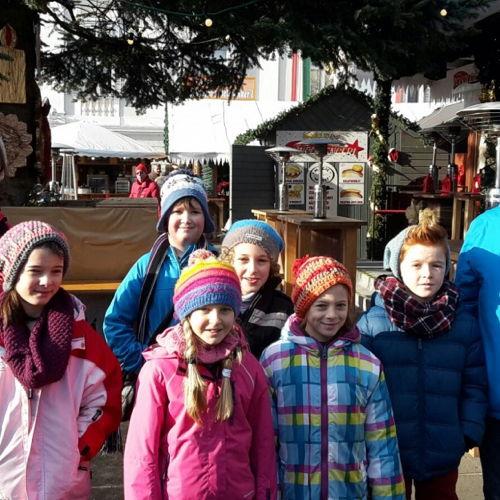 Bild zum Weblog Eislaufen und Christkindlmarkt