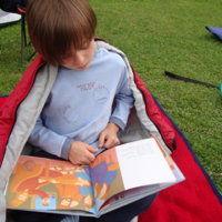 Bild zum Weblog Von Büchern und Zelten